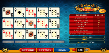 LuckyVegas Card Games