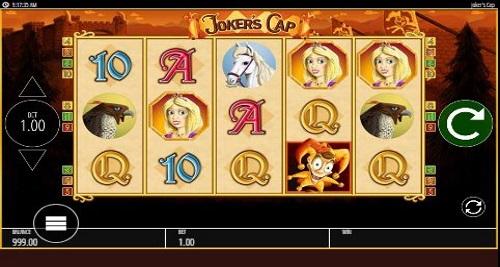 Jokers Cap Online Slots