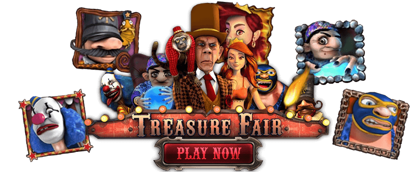 Treasure Fair Pokies