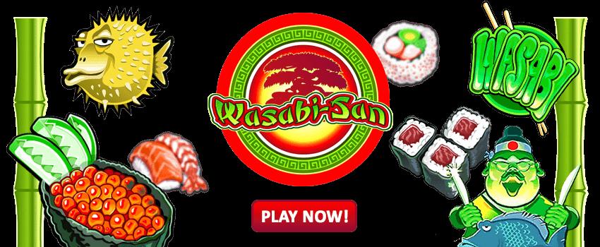 Wasabi San Pokies