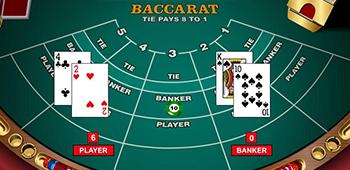 MRFAVORIT Casino Bacarrat