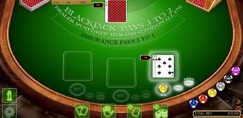 MRFAVORIT Casino Blackjack