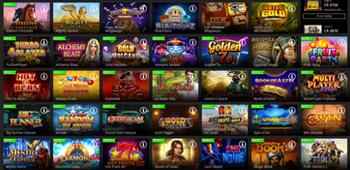 MRFAVORIT Casino Slot Games