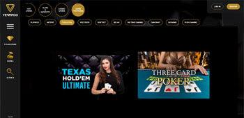 Vegasoo Poker