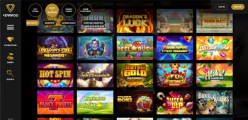 Vegasoo Popular slots