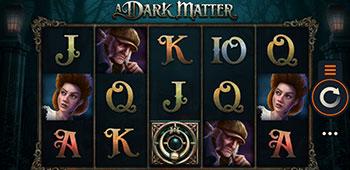 River belle casino a dark matter slot inplay