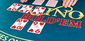 SCasino poker