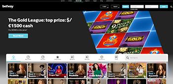 BetWay Live Casino Screenshot 4