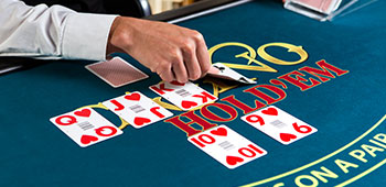 Cabaret club poker