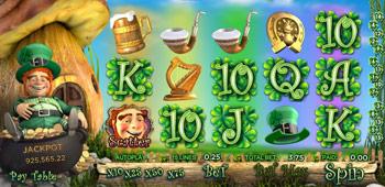 Irish Riches gameplay