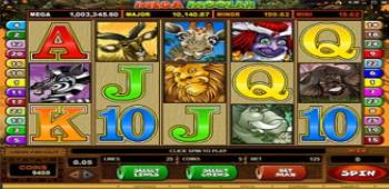 Zodiac Casino Screenshot 6