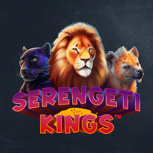 NetEnt Unveils Serengeti Kings Online Pokie