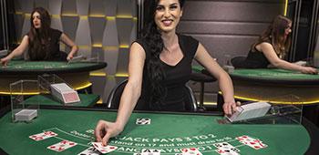 Sin Spins Casino blackjack