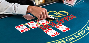 Sin Spins Casino poker
