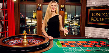 Sin Spins Casino roulette