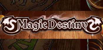 Sin Spins Casino magic destiny slot