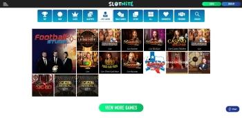 Slotnite Games Screenshot