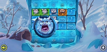 Spinland Casino ice ice yeti slot inplay