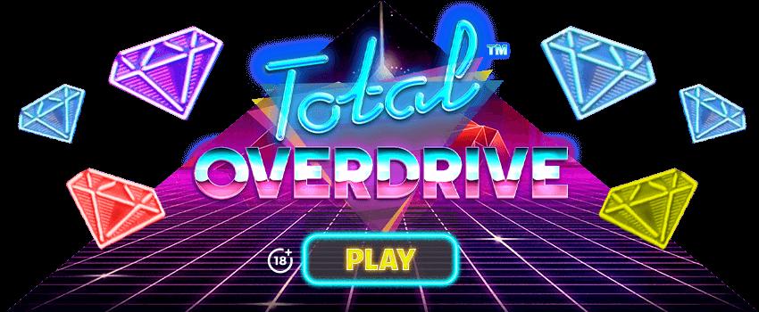 Total Overdrive Online Pokies