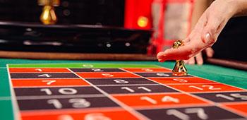 Vegas Hero Casino roulette