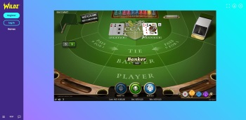 Wildz Casino Table Games