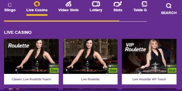 Yako live casino