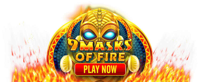 9 Masks Of Fire Banner