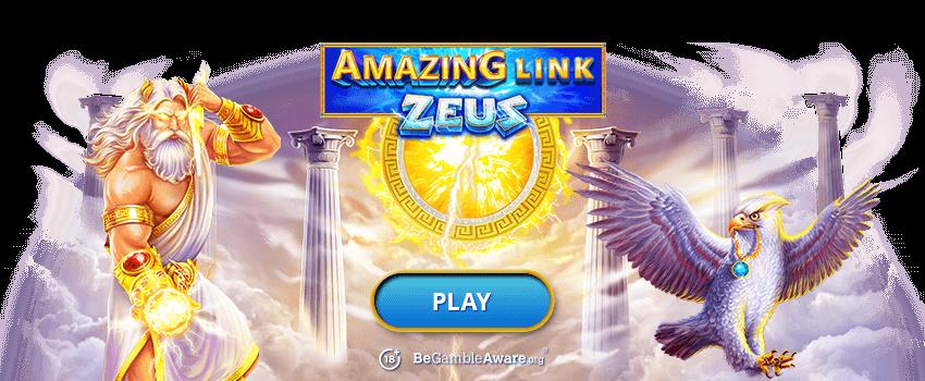 Amazing Link Zeus Banner
