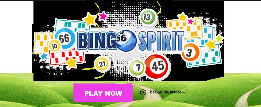 Bingo Spirit Banner