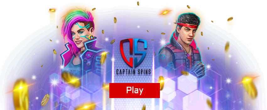 Captain Spins Banner