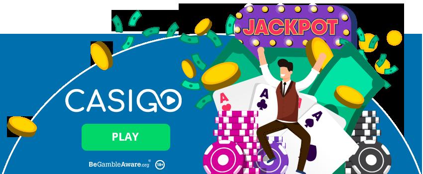 CasiGo Casino Banner