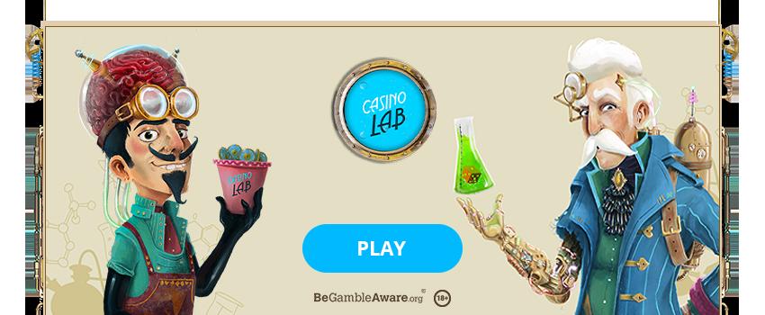 Casino Lab Banner