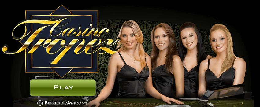 Casino Tropez Banner