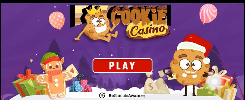 Cookie Casino Banner