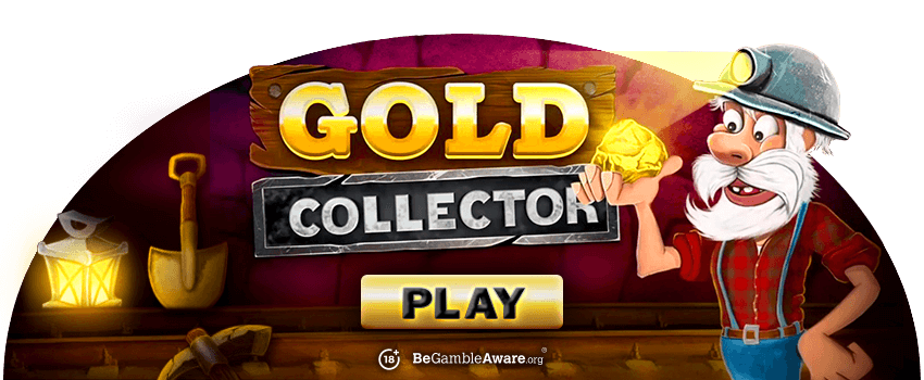 Gold Collector Banner