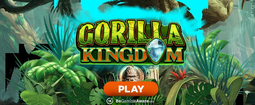 Gorilla Kingdom Banner