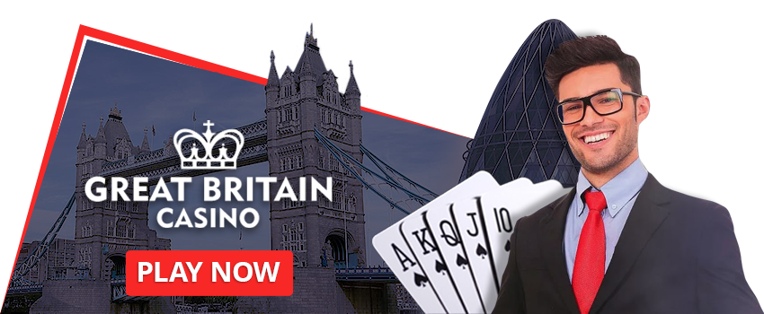 Great Britain Casino Banner