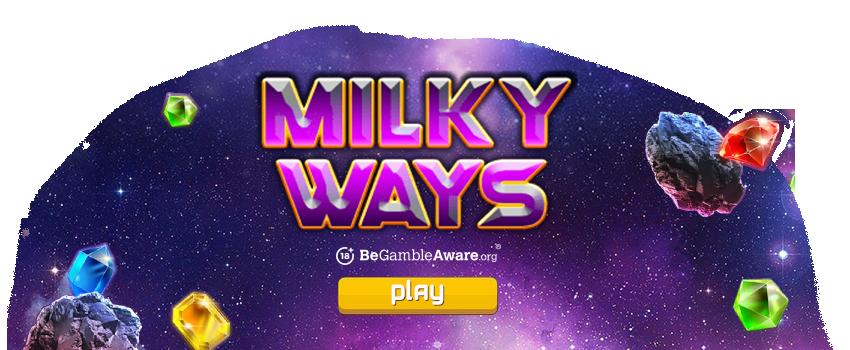Milky Ways Banner