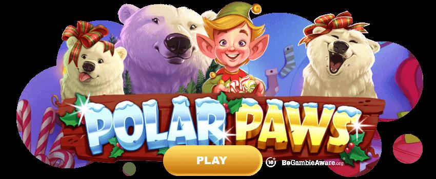 Polar Paws Banner