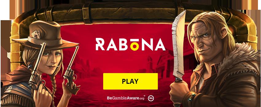 Rabona Casino Banner