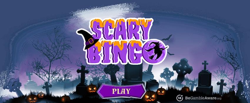 Scary Bingo Banner