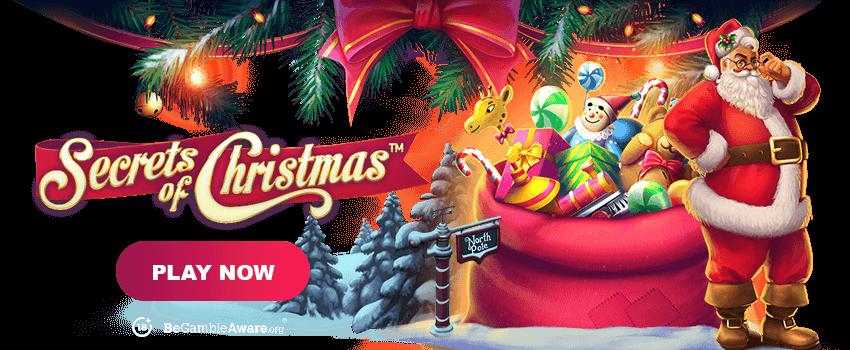 Secrets of Christmas Banner