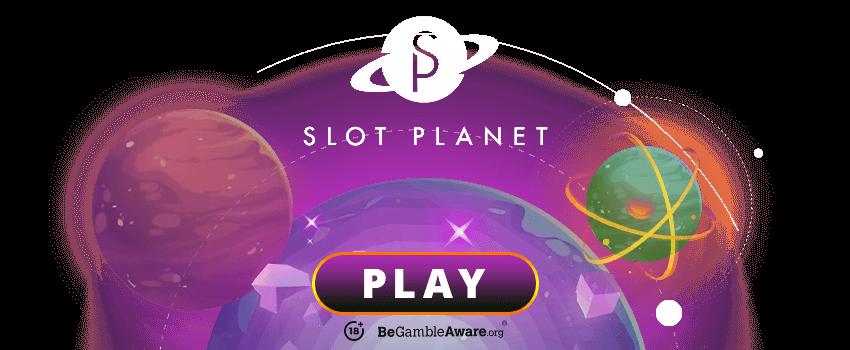 Slot Planet Casino Banner