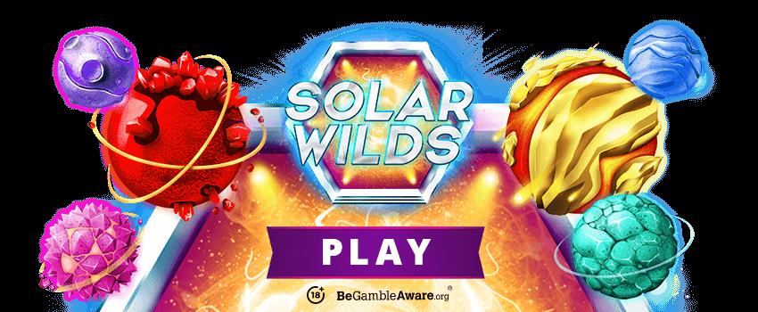 Solar Wilds Banner
