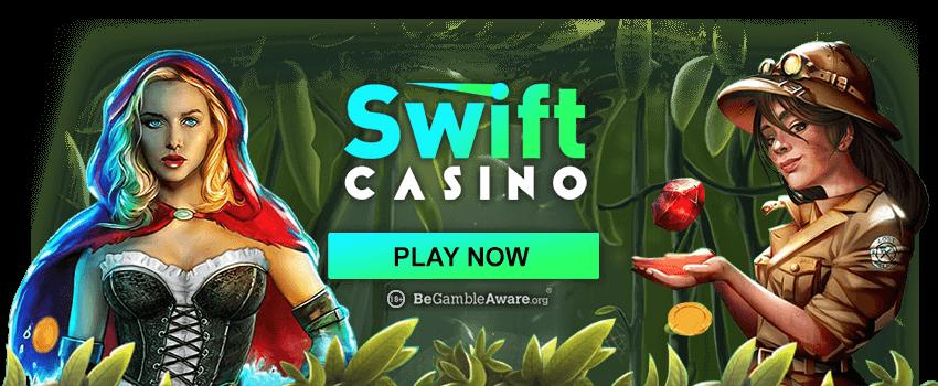Swift Casino Banner