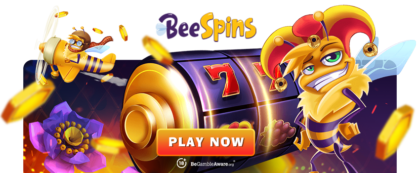 Bee Spins Casino Banner