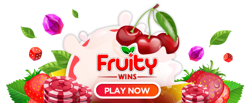 Fruity Wins Casino Header Banner