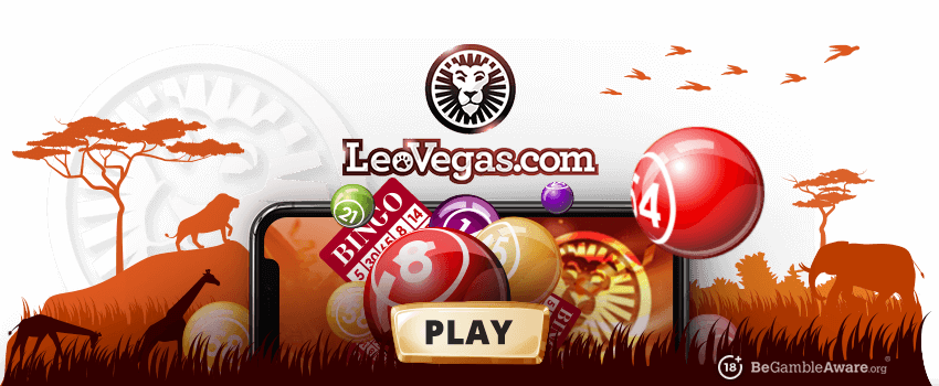 Leo Vegas Bingo Banner