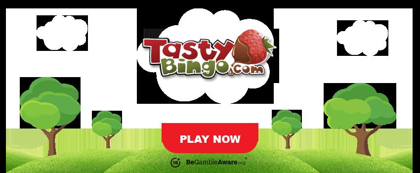 Tasty Bingo Banner
