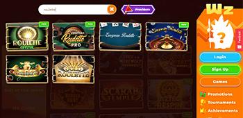 Wazamba Casino Image 6